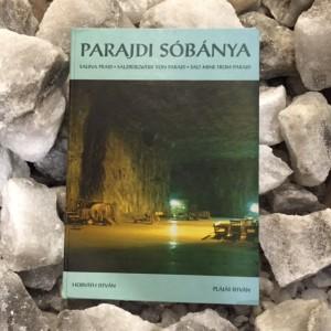 Parajdi Sóbánya könyv